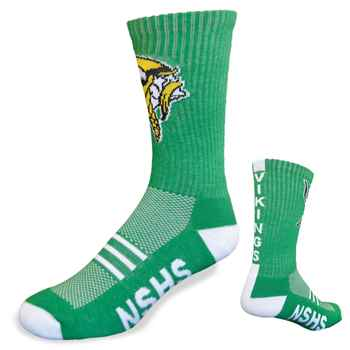 Moisture Wicking Team Crew Sock - Personalization Available