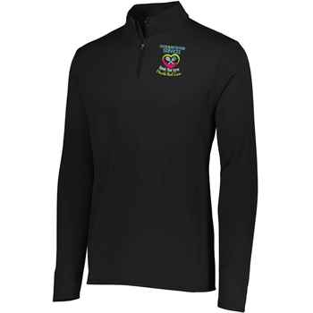 Food & Nutrition Services: Hands That Serve, Hearts That Care Augusta® Attain Quarter-Zip Pullover - Personalization Available