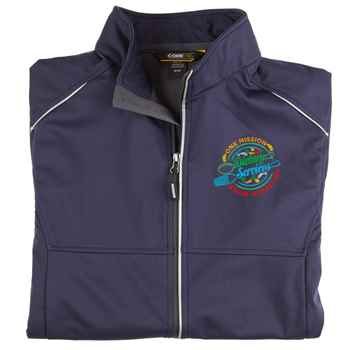 Dietary Services: One Mission, Good Nutrition Core 365® Three Layer Knit Full-Zip Jacket - Personalization Available