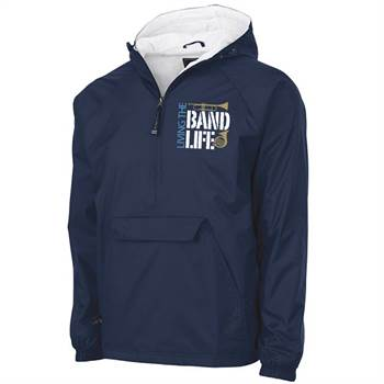 School Band    Charles River Apparel® Adult Classic Solid Pullover - Personalization Available