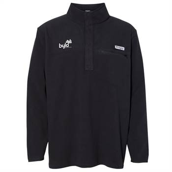 Columbia® Men's PFG Harborside Fleece Pullover - Personalization Available