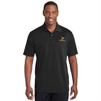 Sport-Tek® Men's PosiCharge® RacerMesh® Polo - Personalization Available