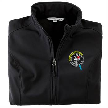 Radiology Team: An Inside Look At Excellence Women's Port Authority® Core Soft Shell Jacket - Personalization Available