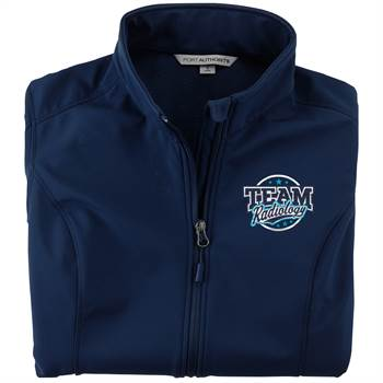 Team Radiology Women's Port Authority® Core Soft Shell Jacket - Personalization Available