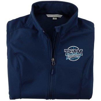 Team Radiology Women's Port Authority® Core Soft Shell Jacket - Personalization Optional