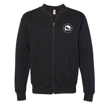 Gildan® Hammer™ Adult Fleece Full-Zip Jacket - Personalization Available