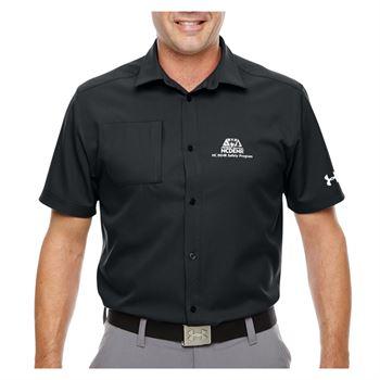 Under Armour Ultimate Short Sleeve Buttondown Shirt