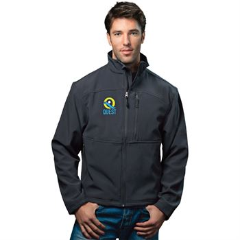 Fossa® Apparel Downtown Soft Shell Jacket - Personalization Available