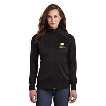 The North Face® Ladies Tech Full-Zip Zip Fleece Jacket - Personalization Available