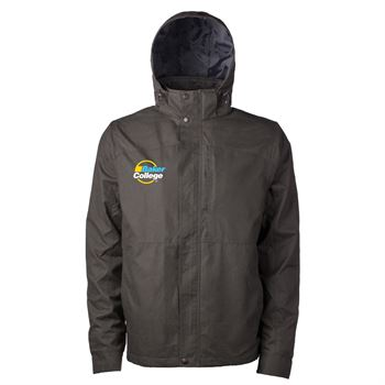 Fossa® Apparel Men's Outpost Field Jacket -Embroidered Personalization Available