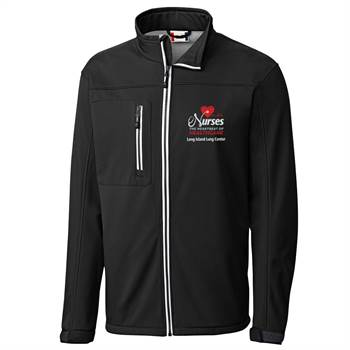 TEAM WEAR Clique® by Cutter & Buck® Men's Telemark Soft Shell Jacket - Personalization Available