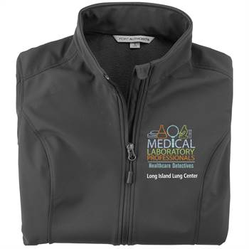 TEAM WEAR Port Authority® Women's Core Soft Shell Jacket - Personalization Available