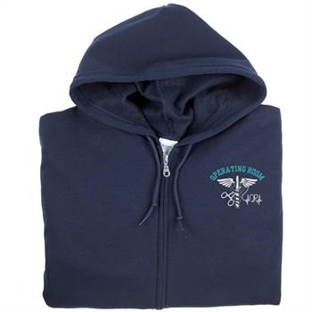 TEAM WEAR Gildan® Heavy Blend™ Full-Zip Hooded Sweatshirt - Embroidered Personalization Available