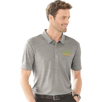 Adidas® Men's Essential Melange Polo Shirt - Personalization Available