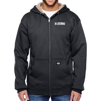 Dickies 450 Gram Sherpa-Lined Fleece Hooded Jacket