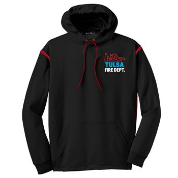 Fire Thin Red Line Sweatshirt - Personalization Available