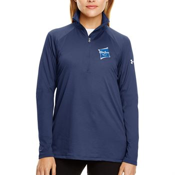 Under Armour® Women's UA Tech™ Quarter-Zip - Personalization Available