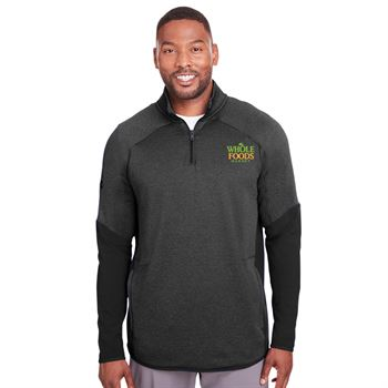 Under Armour® Men's Qualifier Hybrid Corporate Quarter-Zip - Personalization Available