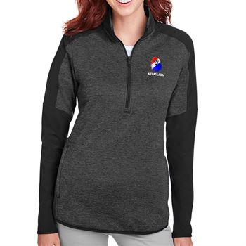 Under Armour® Women's Qualifier Hybrid Corporate Quarter-Zip - Personalization Available