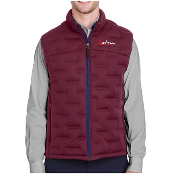 North End Men's Pioneer Hybrid Vest - Personalization Available
