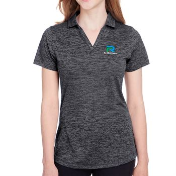 Puma Golf Women's Icon Heather Polo - Personalization Available