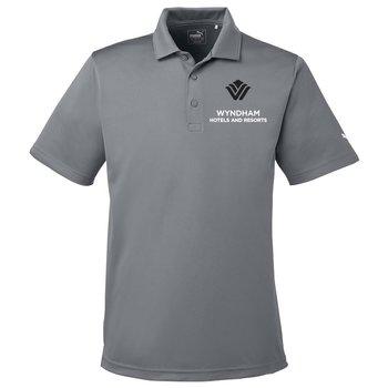 Puma Golf Men's Icon Golf Polo - Personalization Available