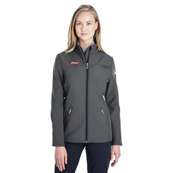Spyder Women's Transport Soft Shell Jacket - Personalization Available