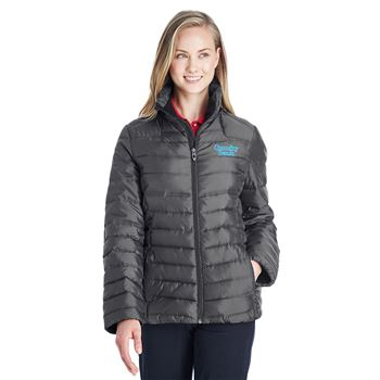 Spyder Women's Supreme Insulated Puffer Jacket - Personalization Available