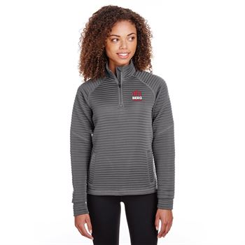 Spyder Women's Capture Quarter-Zip Fleece - Personalization Available