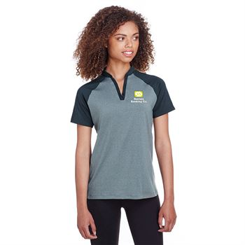 Spyder Women's Peak Polo - Personalization Available
