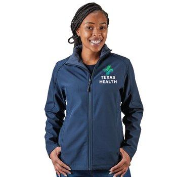 Fossa® Women's Nexus Soft Shell Jacket - Personalization Available