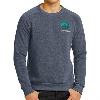Alternative Champ Eco™-Fleece Sweatshirt - Personalization Available