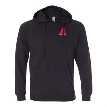 Independent Trading Co® Unisex Special Blend Raglan Hooded Pullover - Personalization Available