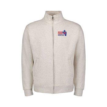MV Sport® Men's Pro-Weave® Warm Up Jacket - Personalization Available