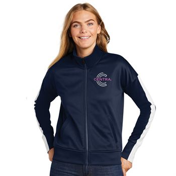 New Era® Women's Track Jacket - Personalization Available