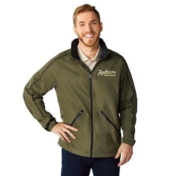 Elevate Men's Rincon Eco Packable Jacket - Personalization Available