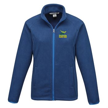 Tri-Mountain® Women's Heavyweight Redmond Micro Fleece Jacket - Personalization Available