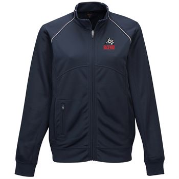 Tri-Mountain® Women's Exeter Full-Zip Lightweight Jacket - Personalization Available