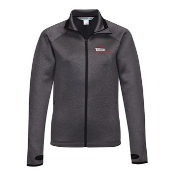 Tri-Mountain® Women's Layer Knit Jacket - Personalization Available