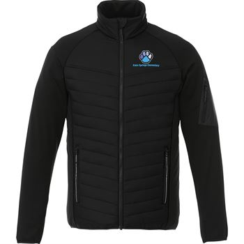 Men's Banff Hybrid Insulated Jacket - Personalization Available