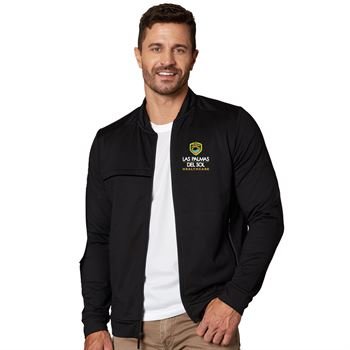 Fossa® Apparel Men's Morpheus Knit Jacket - Personalization Available