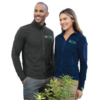 Fossa Apparel Men's Cambria Thermo-Fleece Jacket - Personalization Available