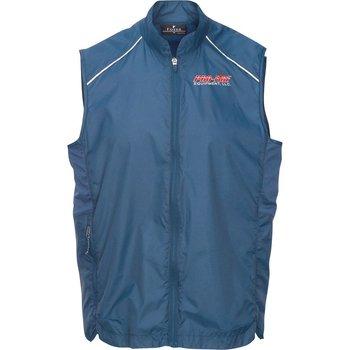 Fossa Apparel Men's Windfall Lightweight Vest - Personalization Available
