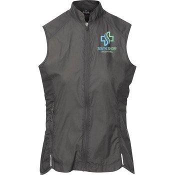 Fossa Apparel Women's Windfall Lightweight Vest - Personalization Available