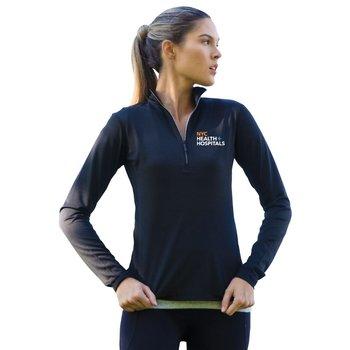 Fossa Apparel Mirage Long-Sleeve Half Zip - Women's