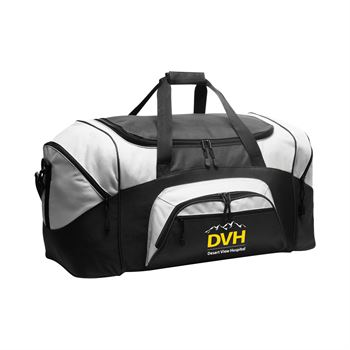 Port Authority® Standard Colorblock Sport Duffel Bag - Personalization Available