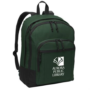 Port Authority® Basic Backpack - Personalization Available