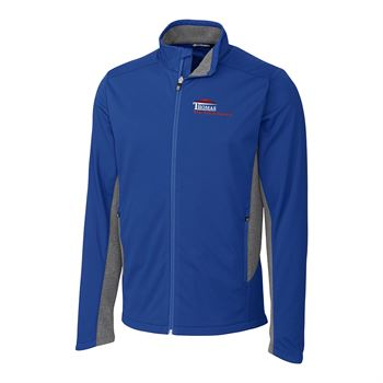 Cutter & Buck® Men's Navigate Softshell Jacket - Personalization Available