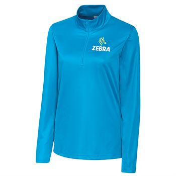 Clique By Cutter & Buck® Women's Spin Half-Zip - Personalization Available