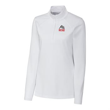 Clique By Cutter & Buck® Women's Ice Half-Zip - Personalization Available